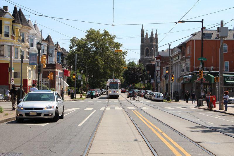 Baltimore Avenue, West Philadelphia
